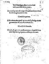 Repetitio secunda, de corruptis Hispanorum ignorantia quarundam litterarum vocibus
