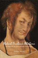 Robert Burton   s Rhetoric PDF