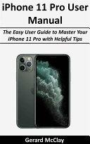 iPhone 11 Pro User Manual