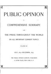 Public Opinion: Volume 19