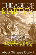 The Age of Martyrs PDF
