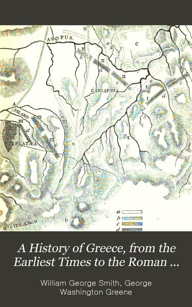 A History of Greece from the Earliest Times to the Roman Conquest PDF