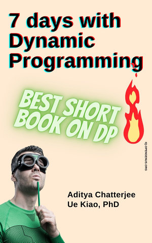7 days with Dynamic Programming