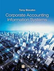 Corporate Accounting Information Systems Book PDF