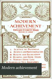Modern Achievement: Volume 8