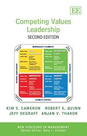 Competing Values Leadership: Second Edition