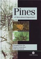 Pines of Silvicultural Importance PDF