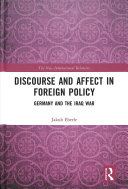 Discourse and Affect in Foreign Policy PDF