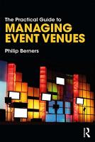 The Practical Guide to Managing Event Venues PDF