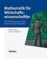 Mathematik f  r Wirtschaftswissenschaftler PDF