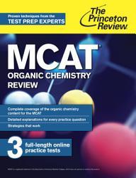 Mcat Organic Chemistry Review Book PDF