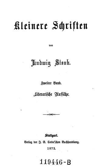 Literarische Aufs  tze PDF