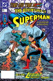 Adventures of Superman (1986-2006) #478