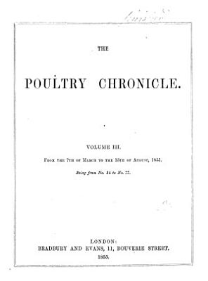 The Poultry Chronicle