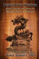 Martial Arts Wisdom
