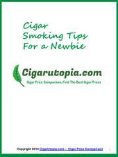 Cigar Smoking Tips For a Newbie