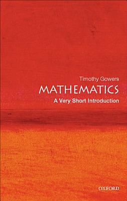 Mathematics  A Very Short Introduction PDF