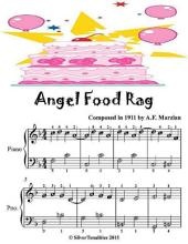 Angel Food Rag - Easiest Piano Sheet Music Junior Edition