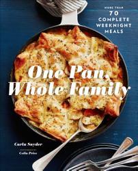 One Pan Whole Family Book PDF