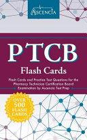 PTCB Flash Cards