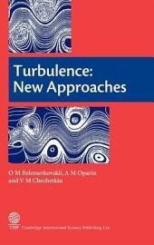 Turbulence: New Approaches
