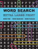 Word Search Books for Adults PDF