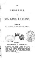 The Third Book of Reading Lessons Compiled by the Brothers of the Christian Schools PDF