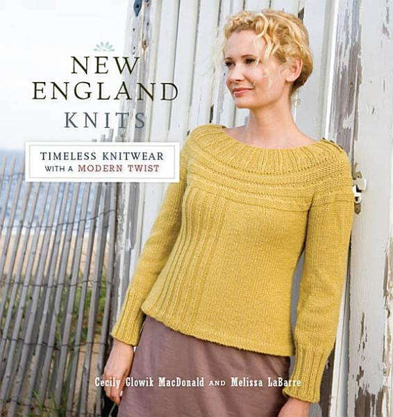 Download New England Knits Book