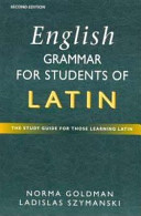 English Grammar for Students of Latin