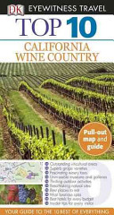 Eyewitness Travel Guides Top 10 California Wine Country