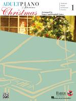 Adult Piano Adventures Christmas - Book One