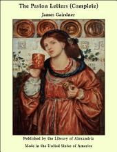 Paston letters 1422-1509
