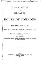 Debates: Official Report, Volume 4