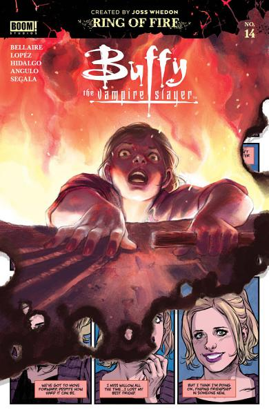 Buffy the Vampire Slayer  14