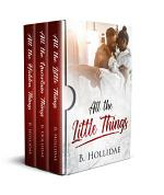 All the Little Things Boxset Books 1-3