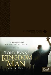 Kingdom Man Devotional Book
