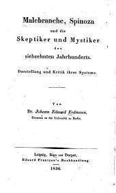 Versuch einer wissenschaftlichen Darstellung der Geschichte der neuern Philosophie: Band 1,Teil 2