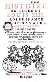Histoire du règne de Louis XIII par Levassor