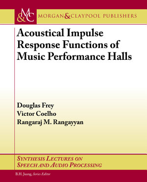 Acoustical Impulse Response Functions of Music Performance Halls PDF