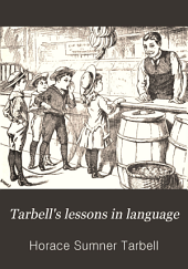 Tarbell's Lessons in Language: Book 1