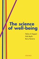 The Science of Well being PDF
