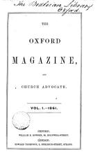 The Parochial  Oxford parochial  magazine  afterw   The Oxford magazine and Church advocate PDF