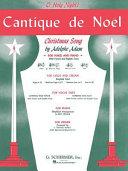 Cantique De Noel O Holy Night