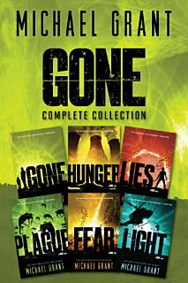 Gone Series Complete Collection Book