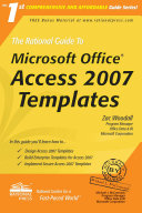 The Rational Guide to Microsoft Office Access 2007 Templates