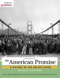 The American Promise Volume 2 Book PDF