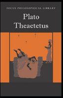Theaetetus Annotated