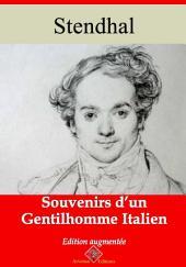 Souvenirs d'un gentilhomme italien: Nouvelle édition augmentée