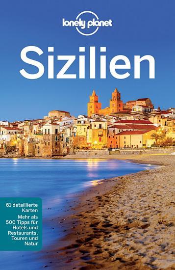 Lonely Planet Reisef  hrer Sizilien PDF