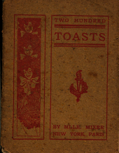 Two Hundred Toasts